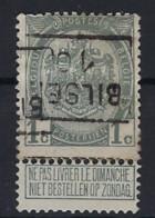 Rijkswapen Nr. 81 Voorafgestempeld Nr. 1430 Positie  D  BILSEN 10 ; Staat Zie Scan ! - Roller Precancels 1910-19