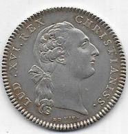 Louis XVI  - Jeton En Argent Des Etats Du Languedoc  1778 - Monarchia / Nobiltà