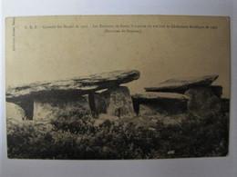 FRANCE - CÔTES D'ARMOR - GOUAREC - Les Dolmens De Kenac'h-Laéron Où Eut Lieu La Cérémonie Druidique De 1907 - Gouarec