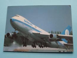 SABENA Boeing 747 > Belgian World Airlines ( Edit. : Dantinne ) Anno 19?? ( Zie / Voir / See Photo ) ! - 1946-....: Moderne