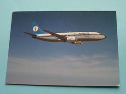 SABENA Boeing 747 - 300 > Belgian World Airlines ( Druk. : Dereume ) Anno 19?? ( Zie / Voir / See Photo ) ! - 1946-....: Moderne