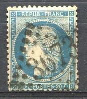 FRANCE ( OBLITERATION  LOSANGE ) : G C  3673  Jean-de-Maurienne Savoie (88)    . A  SAISIR . - 1849-1876: Période Classique