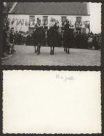 "Carte Postale Type ""Photo-carte"" - Bruyelle : Défilé, Fête, Folklore. - Antoing"