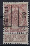 Wapenschild Nr. 82  Voorafgestempeld Nr. 1231B   HUY ( NORD )  08 ; Staat Zie Scan ! - Roller Precancels 1900-09