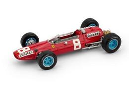 Ferrari 512 F1 - John Surtess - GP Italy 1965 #8 - Brumm - Brumm