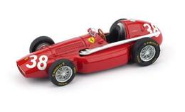 Ferrari 553 Squalo - Mike Hawthorn - 1st GP Spain 1954 #38 - Brumm - Brumm