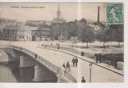 CPA-44-Loire Atlantique- NANTES- Nouveau Pont Sur L'Erdre- - Nantes