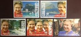 Gibraltar 1992 Queen Accession MNH - Gibilterra