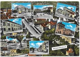 Mirandola (Modena). Vedutine. - Modena