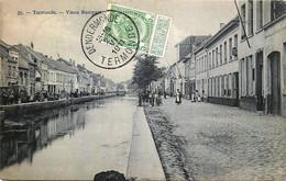 Belgique - Dendermonde - Termonde - Vieux Remparts - Dendermonde