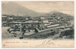 CPA - (HUELVA) - Minas De Rio Tinto - Pueblo - Huelva