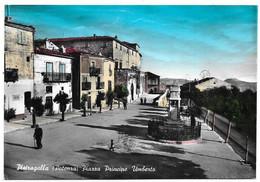Pietragalla (Potenza). Piazza Principe Umberto. - Potenza