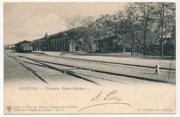 CPA - HUELVA - Estación Zafra-Huelva - Huelva