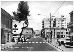 Chieti Scalo - Via Tiburtina - Pubblicità Pepsi Cola E Coca Cola. - Chieti