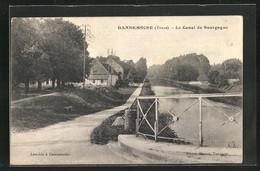 CPA Dannemoine, Le Canal De Bourgogne - Unclassified