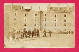 05 Gap 8 Septembre 1907 RARE Carte-photo Incendie Caserne Vieille TB Abimée Sans éditeur - Gap