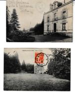Sarthe SILLE LE GUILLAUME Belle Fontaine 1 Carte -photo Et 1 CPA - Sille Le Guillaume