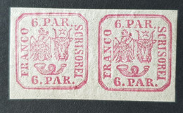 Roumanie - Romania - Timbre(s) Mnh** - 2 Scan(s) - TB - D569 - 1858-1880 Moldavie & Principauté
