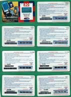 TIM - Autoricarica - Lotto15 - 12 Diverse Usate Come Da Scan - GSM-Kaarten, Aanvulling & Voorafbetaald