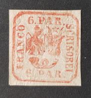 Roumanie - Romania - Timbre(s) Mng(*) - 2 Scan(s) - TB - D571 - 1858-1880 Moldavia & Principality