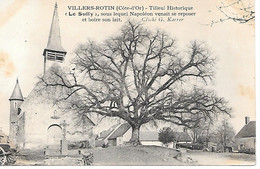 A/277         21          Villers-rotin          Place Del'église  - & Le Tilleul Historique - Andere Gemeenten