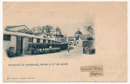 CPA - JEREZ - Bodegas De Gonzalvez, Byass & Co - Huelva