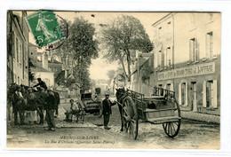 45 - Meung Sur Loire - La Rue D'Orléans (Quartier Saint-Pierre) - Altri Comuni