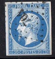 FRANCE ( OBLITERATION  LOSANGE ) : P C  704  Châlons-sur-Marne  Marne (49) . A  SAISIR . - 1849-1876: Période Classique