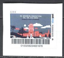 Biber Post 23. Sachsen-Anhalt-Tag Stendal 01.-03. Juli 2022 (70) G1253 - Privé- & Lokale Post