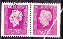 Niederlande Netherlands Pays-Bas - Zusammendrucke Aus MH (MiNr: 978 D/D) Bzw. (NVPH: 110) 1975 - Gest Used Obl - Booklets