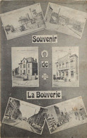 Belgique - Frameries - Souvenir De La Bouverie - Multi-Vues - Frameries