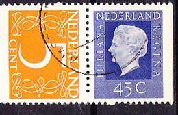 Niederlande Netherlands Pays-Bas - Zusammendrucke Aus MH (MiNr: S 15) Bzw. (NVPH: 97) 1974 - Gest Used Obl - Booklets