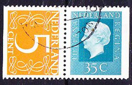 Niederlande Netherlands Pays-Bas - Zusammendrucke Aus MH (MiNr: S17) Bzw. (NVPH: 114) 1975 - Gest Used Obl - Booklets