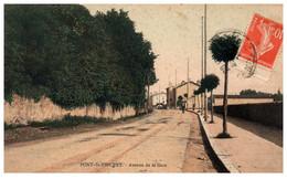 54 PONT-SAINT-VINCENT - Avenue De La Gare - Altri Comuni