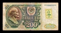 Transnistria 200 Rubles 1994 Pick 9 On Russia 1992 Pick 248 BC F - Otros – Europa