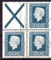 Niederlande Netherlands Pays-Bas - Zusammendrucke Aus MH (MiNr: N. B.) Bzw. (NVPH: 155) 1980 - Gest Used Obl - Booklets