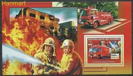 Guinea 2006 Mi Block1068 MNH  (ZS5 GURbl1068) - Brandweer
