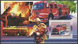 Guinea 2006 Mi Block1066 MNH  (ZS5 GURbl1066) - Brandweer