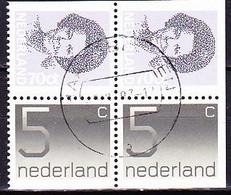 Niederlande Netherlands Pays-Bas - Zusammendrucke Aus MH (MiNr: N. B.) Bzw. (NVPH: 180) 1982 - Gest Used Obl - Booklets