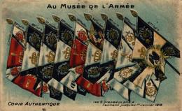 Au Musée De L'Armée  Military Militar Militär Militaire - Sonstige