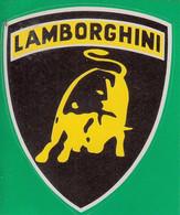 ** LAMBORGHINI.-** - Pegatinas