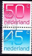 Niederlande Netherlands Pays-Bas - Zusammendrucke Aus MH (MiNr: S 25) Bzw. (NVPH: 159) 1980 - Gest Used Obl - Booklets