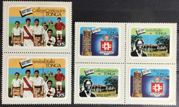 Tonga 1982 College Centenary MNH - Tonga (1970-...)