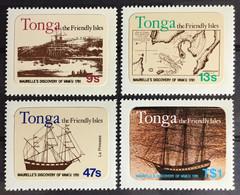 Tonga 1981 Maurelle Discovery MNH - Tonga (1970-...)