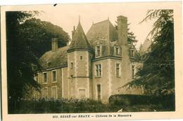 255. Bessé Sur Braye (Sarthe) - Chateau De La Massuère - Other Municipalities