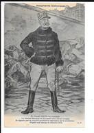 Paris - 1871 - DANS TOUTE SA GLOIRE ! - Le Général Marquis De Galliffet (aux Talons Rouges) ... - Unclassified