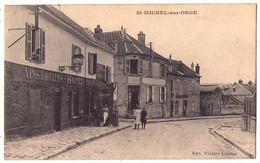 (91) 401, Saint St Michel Sur Orge, Villatte, Hotel, Café Restaurant Au Bon Coin - Saint Michel Sur Orge