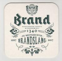 Bierviltje-bierdeckel-beer Mat Brand Brouwerij Wijlre (NL) Brandslang - Sotto-boccale