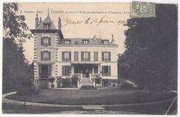 (91) 028, Yerres, Combes, Villa Sur Les Bords De L'yrres , état - Yerres