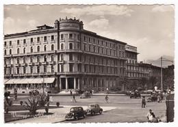 VIAREGGIO ALBERGO PRINCIPE - FIAT TOPOLINO - CARTOLINA VIAGGIATA 1952 - Viareggio